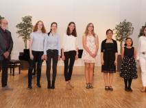 Gruppenbild Konzertmusiker