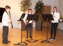 Oboen Klarinette Quartett