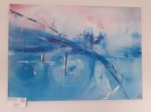 Kunst Acryl GGS Erftal -- 4. Klasse
