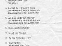 Nikolaus Fest Kaarst 14 Dez 15 Programm001